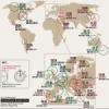 Salario mínimo por hora en el mundo