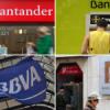 Bancos cotizados en el Ibex 35