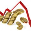 ElIPC registra una caída por primera vez en nueve meses