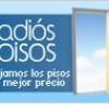 "Rebajas ""Adiós pisos"" Metrovacesa"