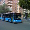¿Cuántos españoles cogen el autobús?