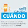 Cuenta Facto llega a España con un 2% TAE