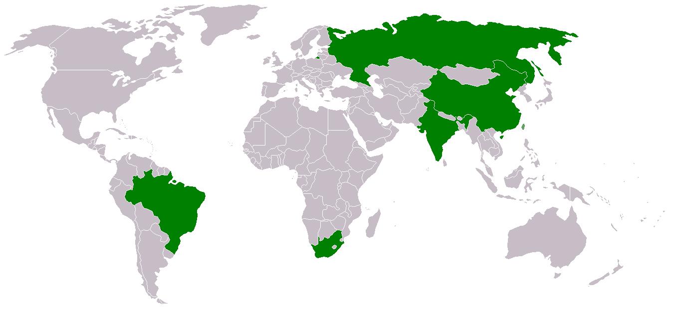 BRICS-map