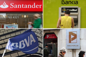 Bancos Cotizados Ibex 35