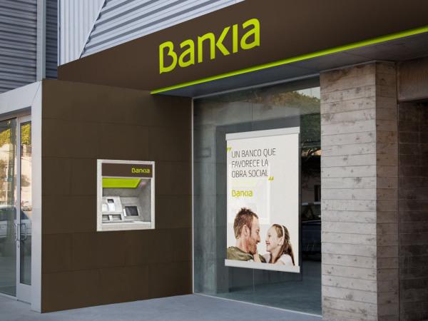 Bankia cajeros y sucursales for Oficinas y cajeros