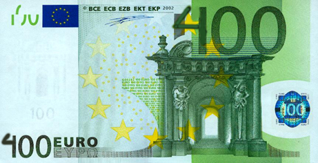 euro 400