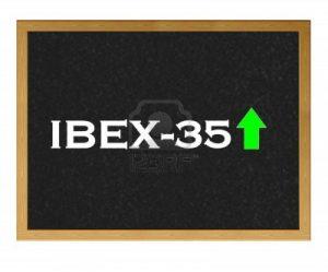 Evolución del Ibex
