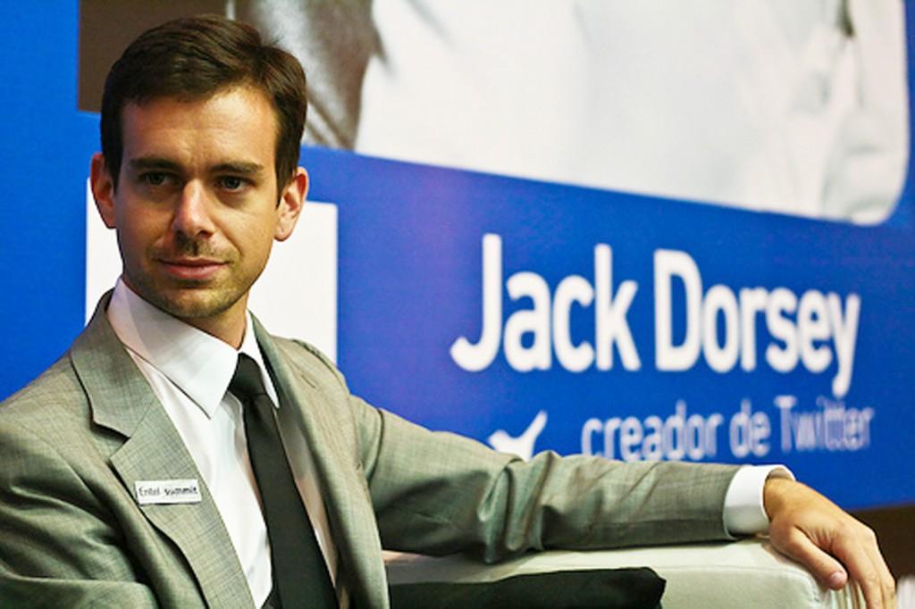 Jack Dorsey fundador de Twitter