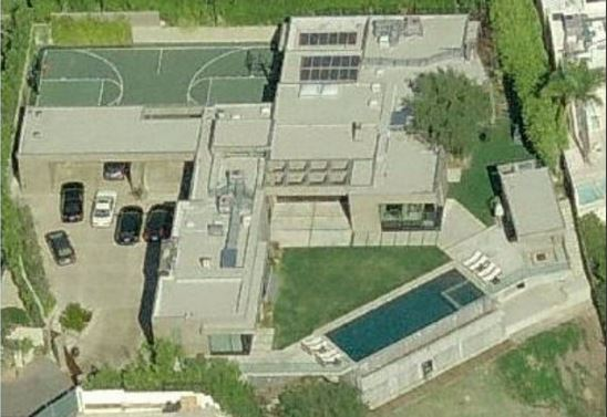 Leonardo DiCaprio house (1)