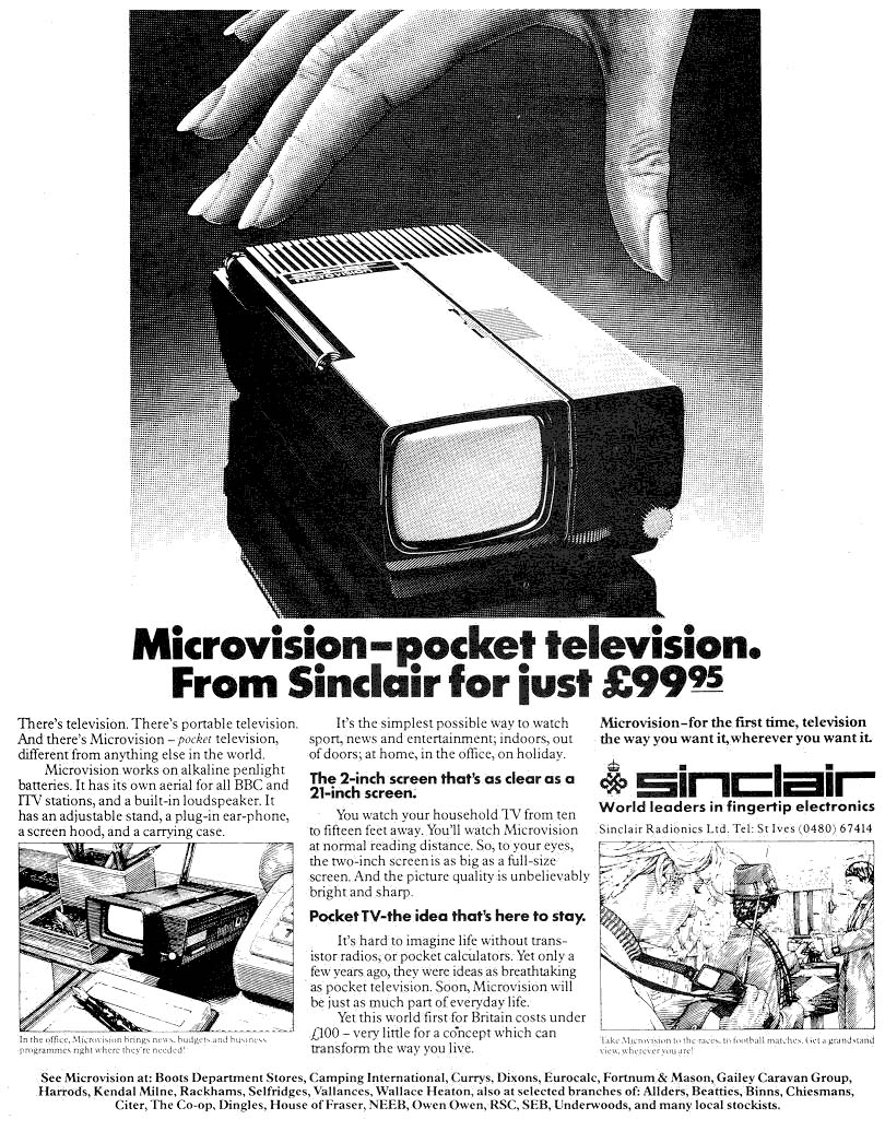 Micro Televisión