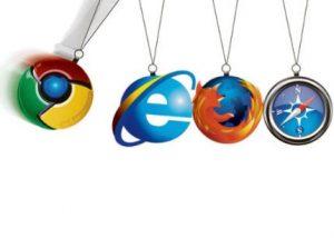 Navegadores Internet España 2013
