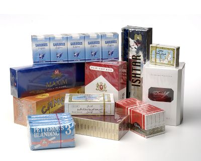 Precio del tabaco España