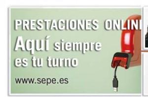 Solicitar el paro por internet for Oficina electronica sepe