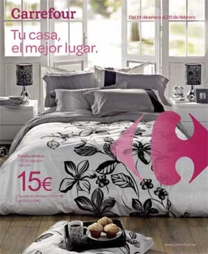 Carrefour muebles bajo coste for Carrefour muebles