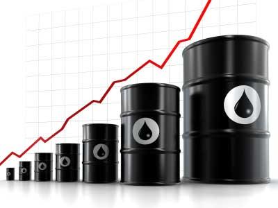 aumento del petróleo