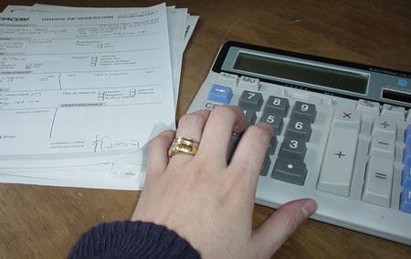 cuentas bancarias, cuentas corrientes