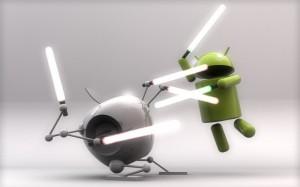 guerra de los smartphones