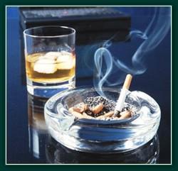 impuestos al tabaco y alcohol