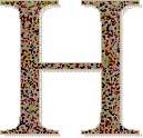 letra-h