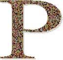 letra-p