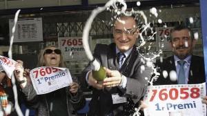 loteria celebración