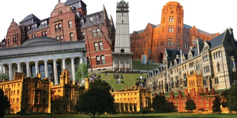 Ranking de las mejores universidades del mundo for Las mejores alfombras del mundo