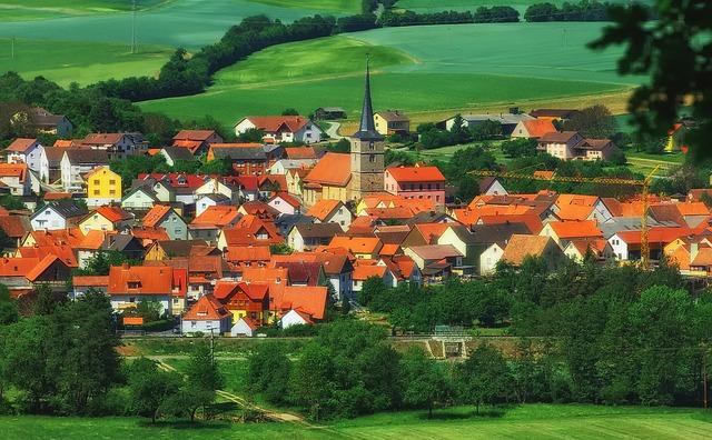 pequeña ciudad