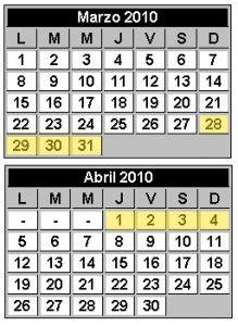 semana-santa-calendario-2010
