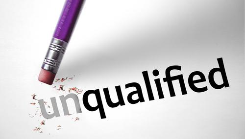cualificado