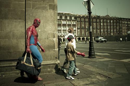 spiderman-trabajo