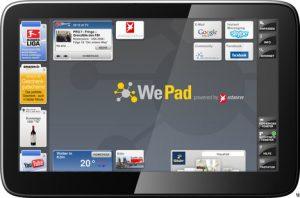 wepad-widgets
